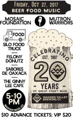 Celebrating 20 Years of Great Brews